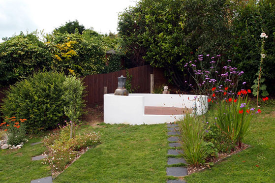 ... Brighton Saltdean Art Deco Garden ...