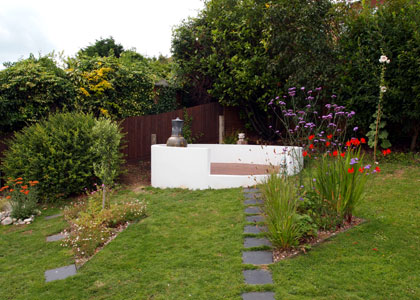 art deco garden saltdean